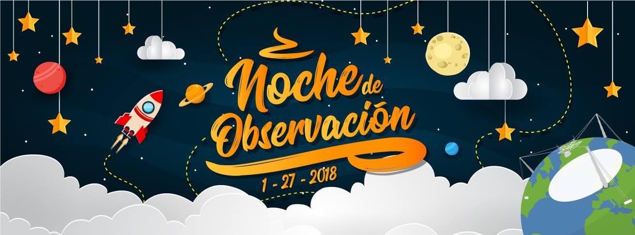 Noche de Observación - 01-27-2018