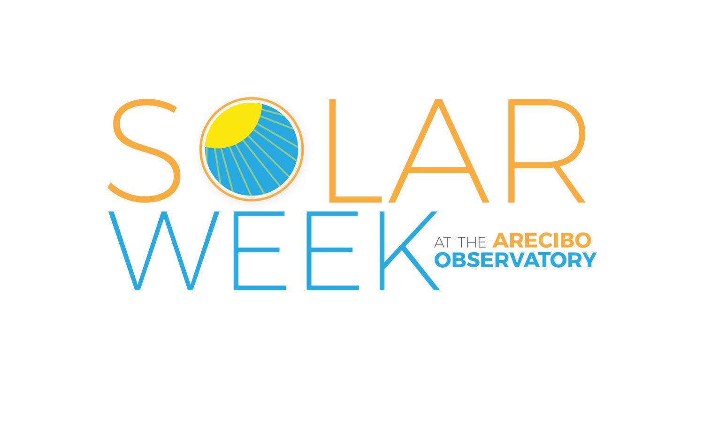 Solar Week - March 21-23, 2018