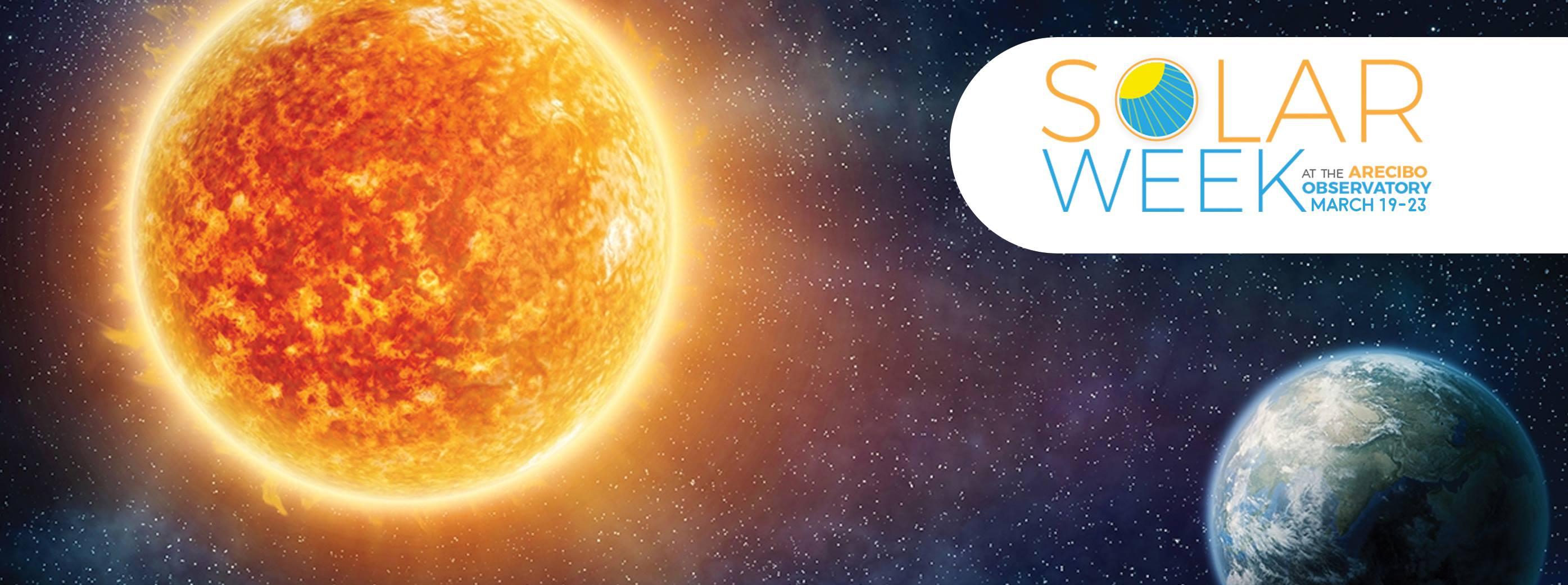 Solar Week :: March 21-23, 2018