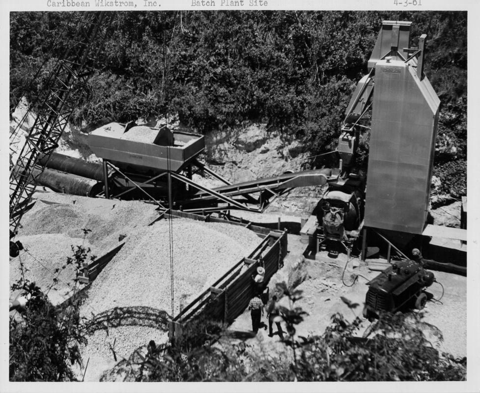 April 3, 1961  Cement Mix