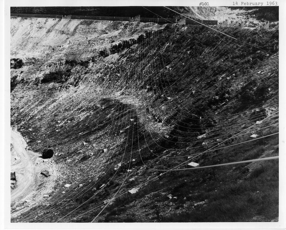 Feb 14, 1963 Cabling