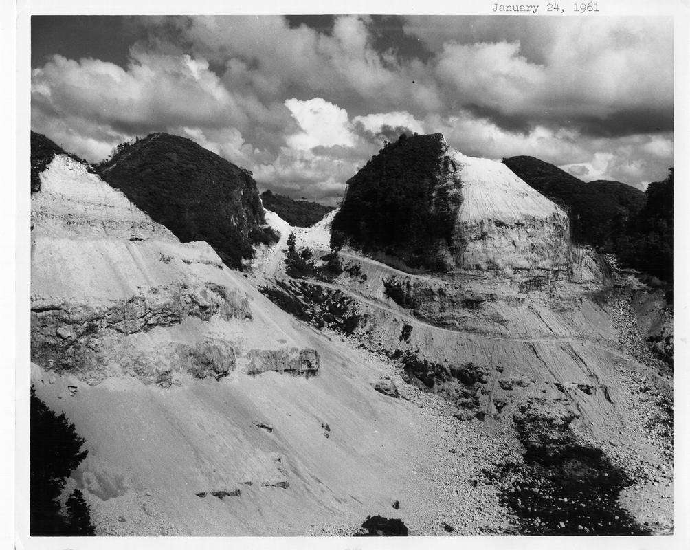 Jan 24, 1961, Demolition